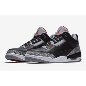 Air Jordan 3 Retro Black Cement (2011)